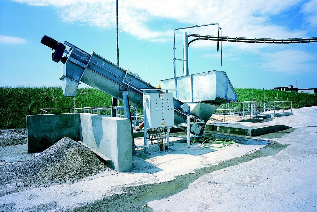 Screw Recycling Unit (RZS)